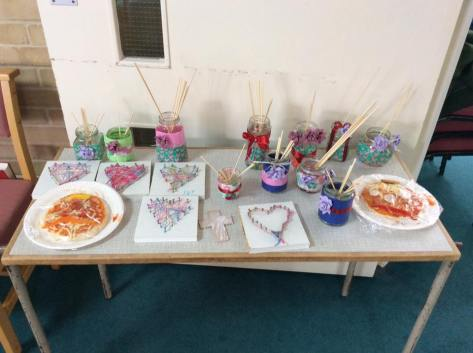 April Messy Church
