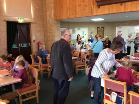 September Messy Church